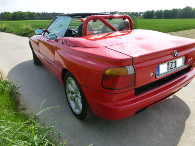 verkauft bmw z1 gebraucht 1991 km in wegberg. Black Bedroom Furniture Sets. Home Design Ideas