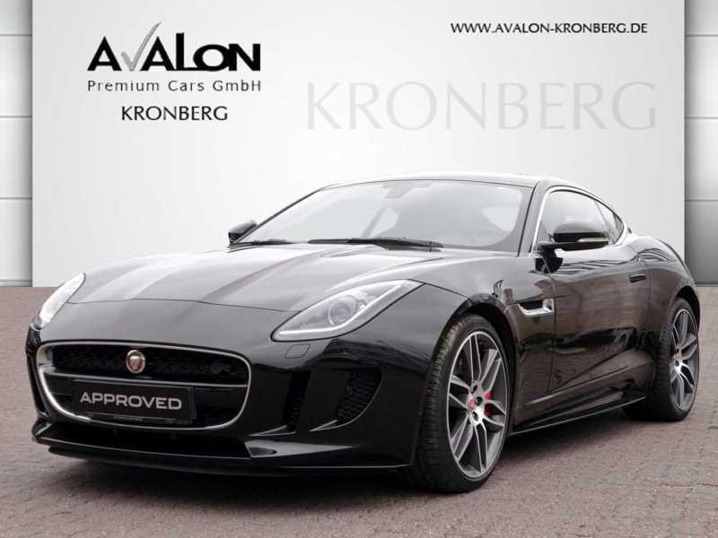 verkauft jaguar f type r coupe aut gebraucht 2015 km in kronberg. Black Bedroom Furniture Sets. Home Design Ideas