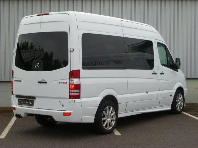verkauft mercedes sprinter 219 cdi mix gebraucht 2010 km in cottbus. Black Bedroom Furniture Sets. Home Design Ideas