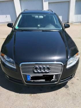 Verkauft Audi A4 Avant 8e 20 L Bj 20 Gebraucht 2008 172000 Km