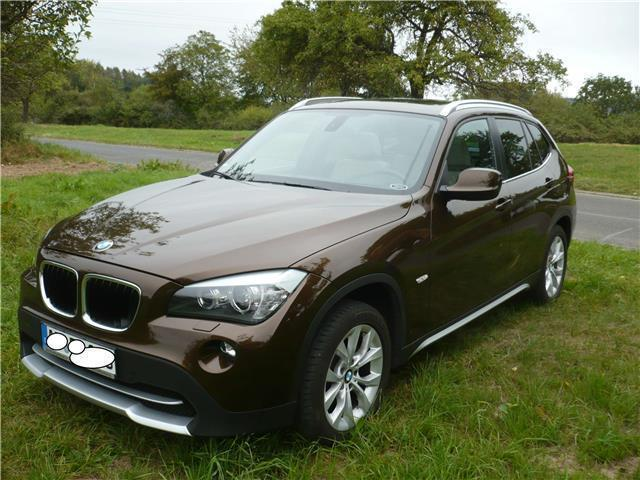 verkauft bmw x1 xdrive23d aut gebraucht 2010 km. Black Bedroom Furniture Sets. Home Design Ideas