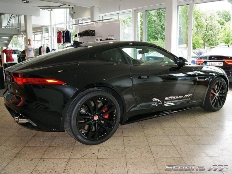 verkauft jaguar f type coup 5 0 v8 r gebraucht 2016 km in bielefeld. Black Bedroom Furniture Sets. Home Design Ideas