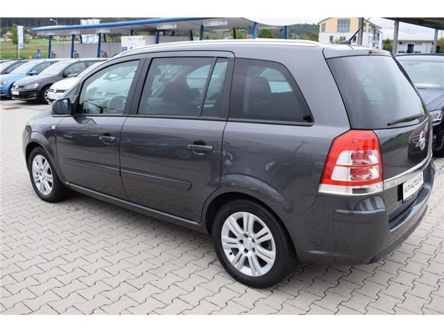 verkauft opel zafira b 1 7 cdti dpf fa gebraucht 2011 km in burghausen. Black Bedroom Furniture Sets. Home Design Ideas
