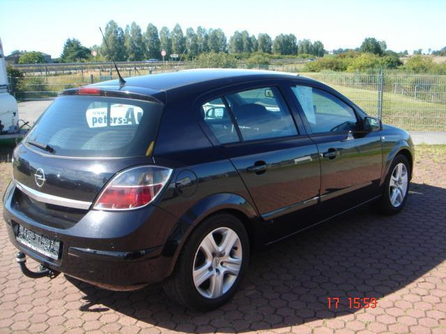 verkauft opel astra 1 6 innovation gebraucht 2008 km in bookholzberg. Black Bedroom Furniture Sets. Home Design Ideas