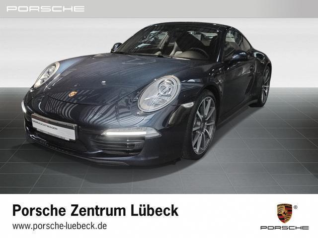 gebraucht Porsche 911 Carrera 4S Sportabgasanlage Memory-Paket