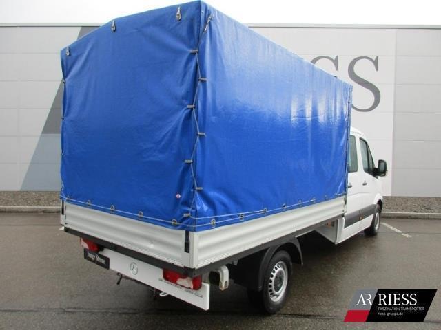 verkauft mercedes sprinter 316 cdi pri gebraucht 2015. Black Bedroom Furniture Sets. Home Design Ideas