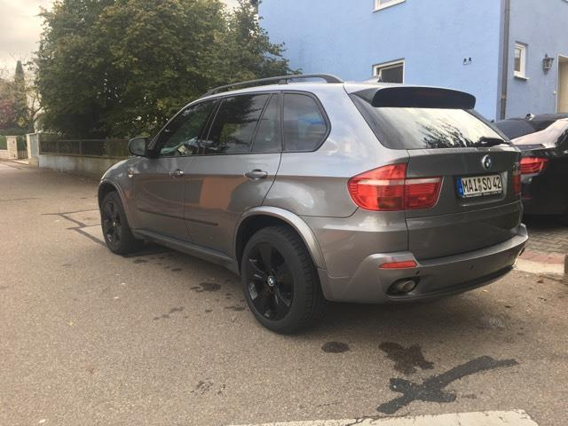 gebraucht bmw x5 2007 km in enzisreute bad wa. Black Bedroom Furniture Sets. Home Design Ideas