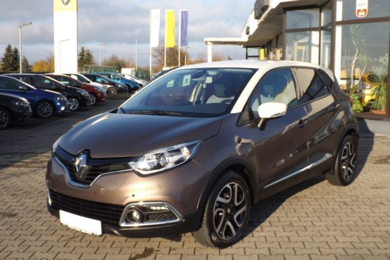 verkauft renault captur tce 120 edc lu gebraucht 2014 km in quedlinburg. Black Bedroom Furniture Sets. Home Design Ideas