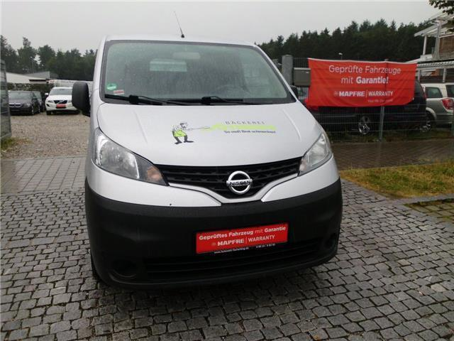 verkauft nissan nv200 1 5 2xschiebet gebraucht 2011 km in waldkraiburg. Black Bedroom Furniture Sets. Home Design Ideas