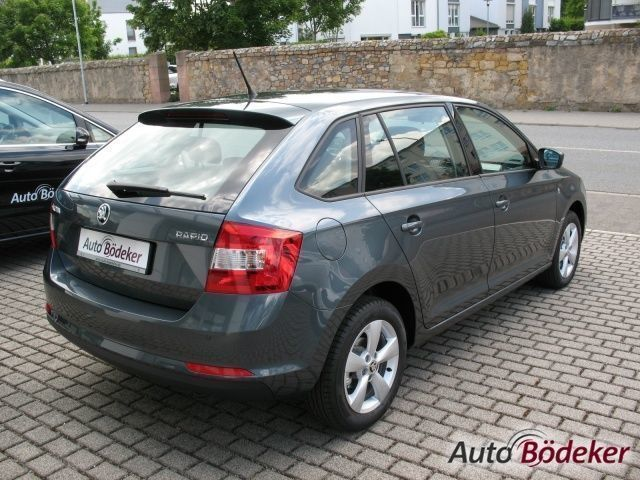 verkauft skoda rapid spaceback rapid s gebraucht 2015 km in butzbach. Black Bedroom Furniture Sets. Home Design Ideas