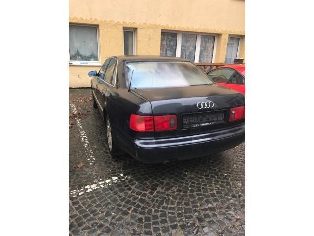 verkauft audi a8 4 2 quattro gebraucht 1995 km in walldorf. Black Bedroom Furniture Sets. Home Design Ideas