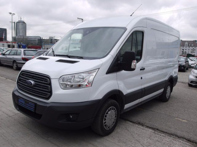 verkauft ford transit kastenwagen 310 gebraucht 2015 km in m nchen. Black Bedroom Furniture Sets. Home Design Ideas
