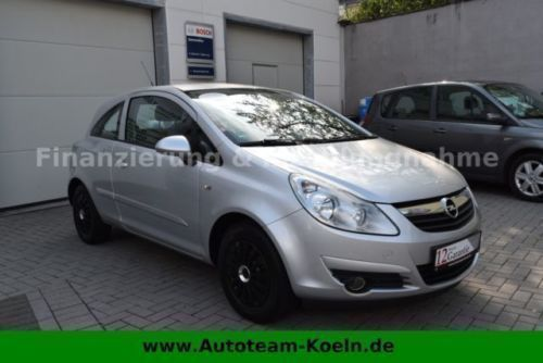 verkauft opel corsa d catch me servic gebraucht 2007 km in k ln. Black Bedroom Furniture Sets. Home Design Ideas