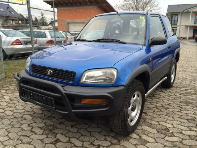 verkauft toyota rav4 2 0 gebraucht 1994 km in halle. Black Bedroom Furniture Sets. Home Design Ideas