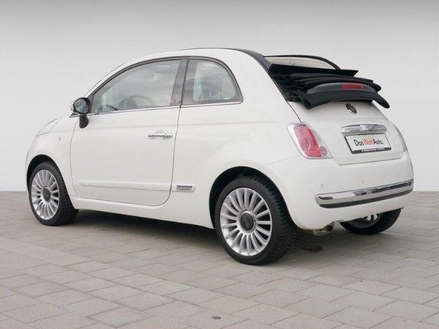 verkauft fiat 500c 500 cabrio 1 2 schi gebraucht 2012 km in singen. Black Bedroom Furniture Sets. Home Design Ideas