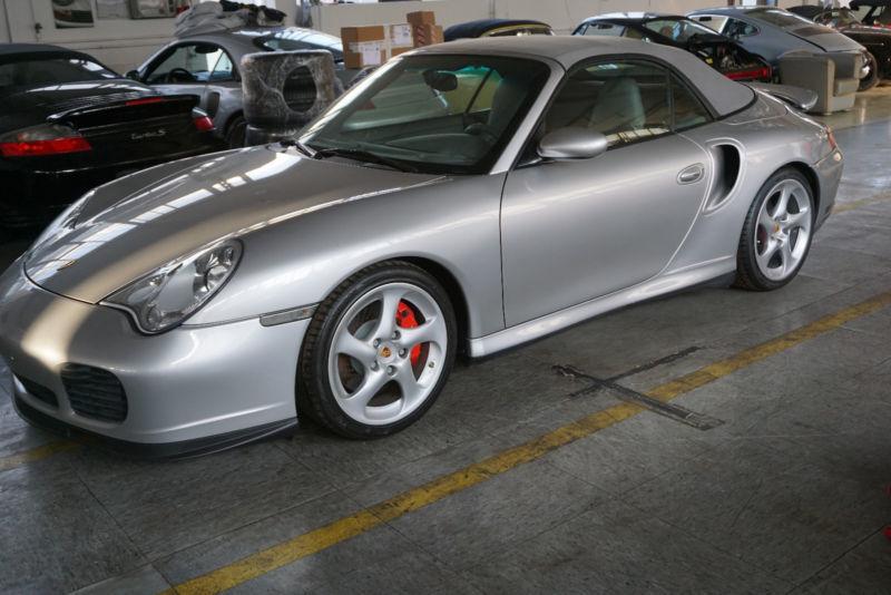 verkauft porsche 911 turbo cabriolet gebraucht 2004 km in hofheim. Black Bedroom Furniture Sets. Home Design Ideas