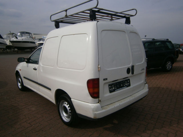 verkauft vw caddy sdi lkw zul dac gebraucht 2000 km in perleberg. Black Bedroom Furniture Sets. Home Design Ideas