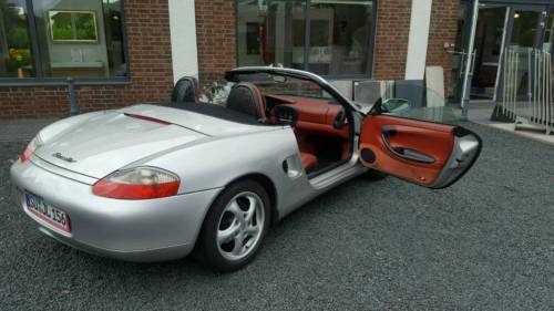 verkauft porsche boxster gebraucht 1997 km in swisttal. Black Bedroom Furniture Sets. Home Design Ideas