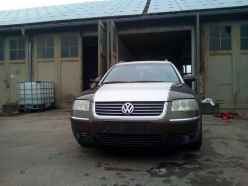 verkauft vw passat variant 4 0 w8 4mot gebraucht 2001 km in hamburg lurup. Black Bedroom Furniture Sets. Home Design Ideas