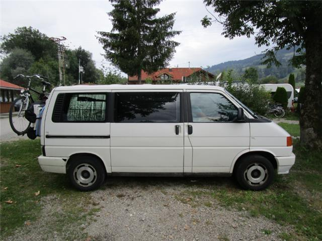 verkauft vw t4 bus caravelle klima alu gebraucht 1995 km in nattheim. Black Bedroom Furniture Sets. Home Design Ideas