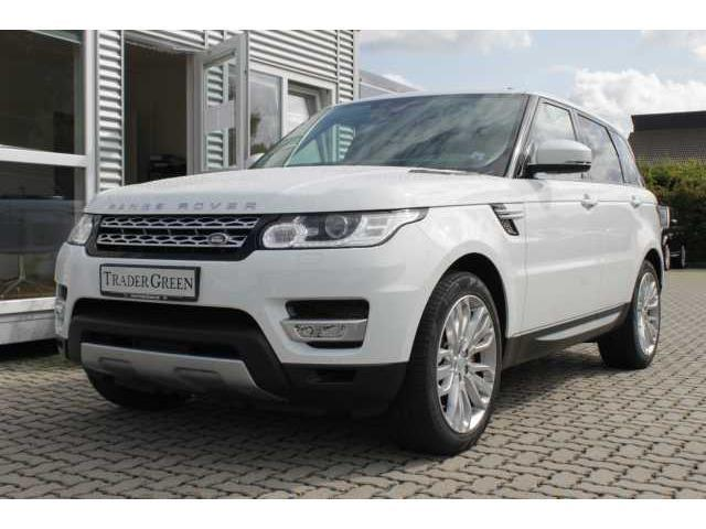 verkauft land rover range rover sport gebraucht 2015 km in wolfenb ttel. Black Bedroom Furniture Sets. Home Design Ideas