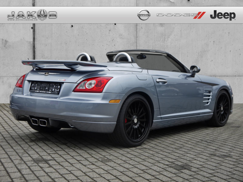 verkauft chrysler crossfire srt 6 auto gebraucht 2004 km in petersberg. Black Bedroom Furniture Sets. Home Design Ideas