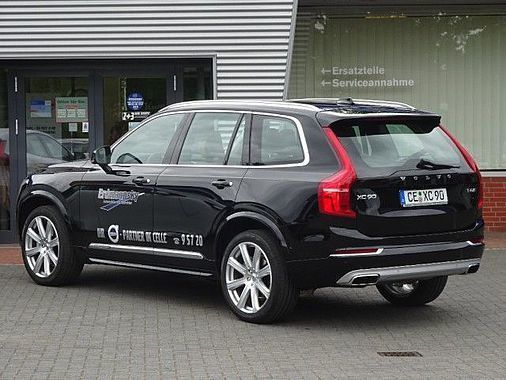 verkauft volvo xc90 t6 awd inscription gebraucht 2015 km in celle gro hehlen. Black Bedroom Furniture Sets. Home Design Ideas