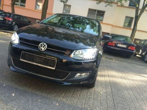 verkauft vw polo gebraucht 2012 km in dortmund eving. Black Bedroom Furniture Sets. Home Design Ideas