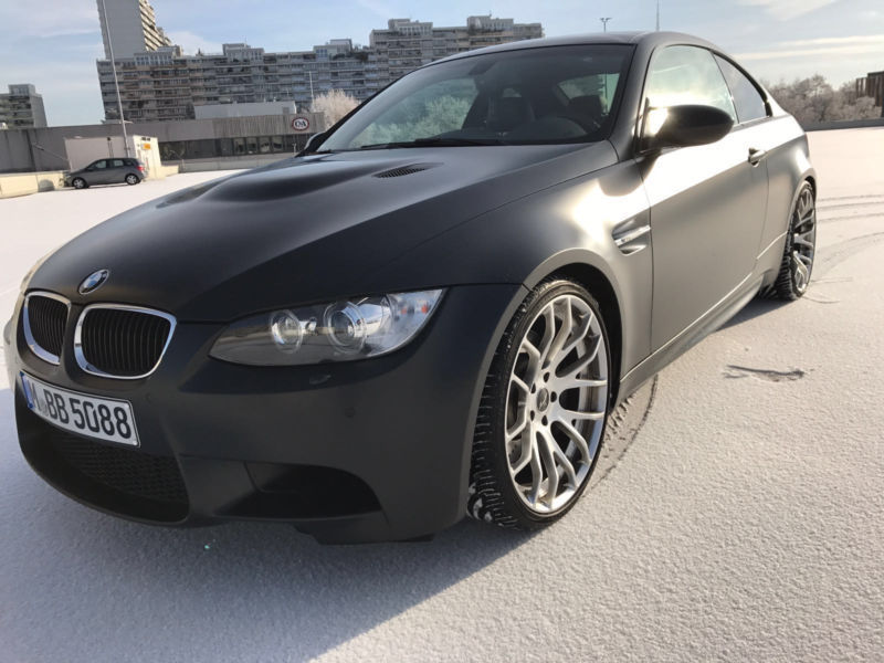 gebraucht coupe drivelogic bmw m3 2012 km in. Black Bedroom Furniture Sets. Home Design Ideas
