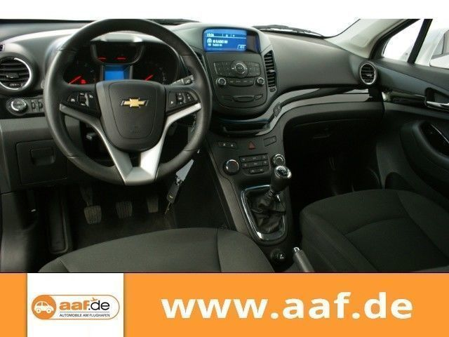 verkauft chevrolet orlando 1 4t lt 7 gebraucht 2013 km in m nchen. Black Bedroom Furniture Sets. Home Design Ideas