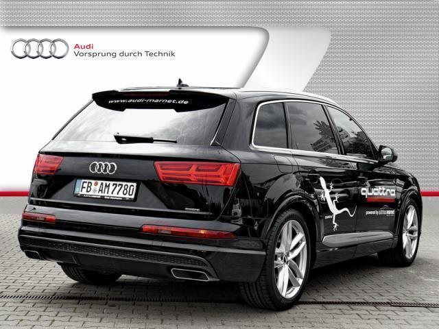 verkauft audi q7 3 0 tdi quattro tiptr gebraucht 2016 km in bad nauheim. Black Bedroom Furniture Sets. Home Design Ideas