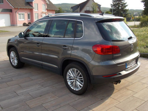 verkauft vw tiguan 2 0 tdi dpf allrad gebraucht 2014. Black Bedroom Furniture Sets. Home Design Ideas