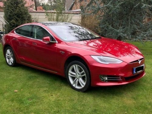 verkauft tesla model s 75d allradantri gebraucht 2016. Black Bedroom Furniture Sets. Home Design Ideas