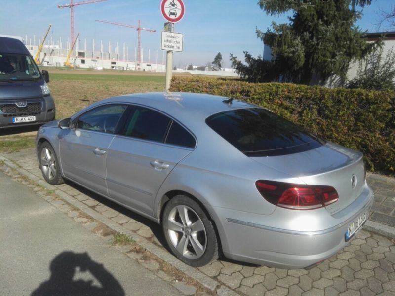 verkauft vw cc 2 0 tdi sport 5 sitze n gebraucht 2015 km in unna. Black Bedroom Furniture Sets. Home Design Ideas