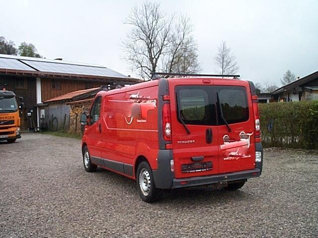 verkauft nissan primastar dci 115 l2h1 gebraucht 2011 km in miesbach parsberg. Black Bedroom Furniture Sets. Home Design Ideas
