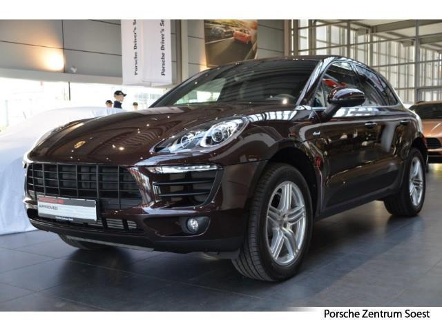 verkauft porsche macan s diesel volll gebraucht 2015 km in soest. Black Bedroom Furniture Sets. Home Design Ideas