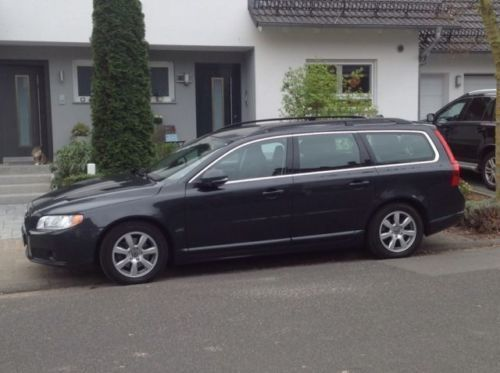 gebraucht ocean race leder navi 2 hand volvo v70 2012 km in augsburg. Black Bedroom Furniture Sets. Home Design Ideas