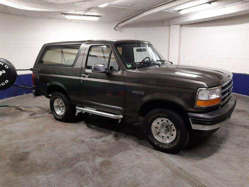 Verkauft Ford Bronco , gebraucht 1995, 150.000 km in Berlin