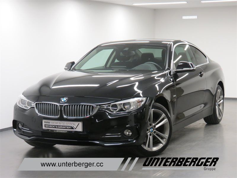 verkauft bmw 420 4 d sport line gebraucht 2015 km in hamburg. Black Bedroom Furniture Sets. Home Design Ideas