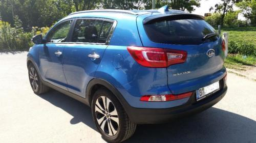 gebraucht 4wd 2 0 kia sportage 2011 km in hamburg. Black Bedroom Furniture Sets. Home Design Ideas