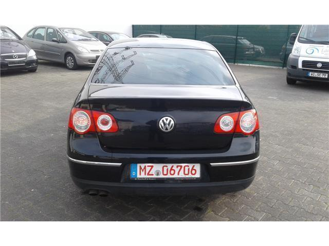verkauft vw passat 2 0 tdi comfortline gebraucht 2006 km in mainz. Black Bedroom Furniture Sets. Home Design Ideas