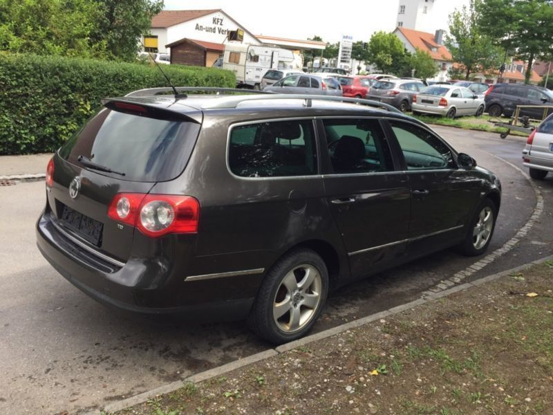 verkauft vw passat variant comfortline gebraucht 2008 km in rheine. Black Bedroom Furniture Sets. Home Design Ideas