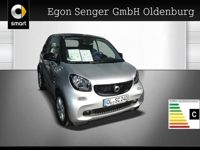 gebraucht Smart ForTwo Cabrio 52kW passion,Sitzh.,Cool&Audio etc