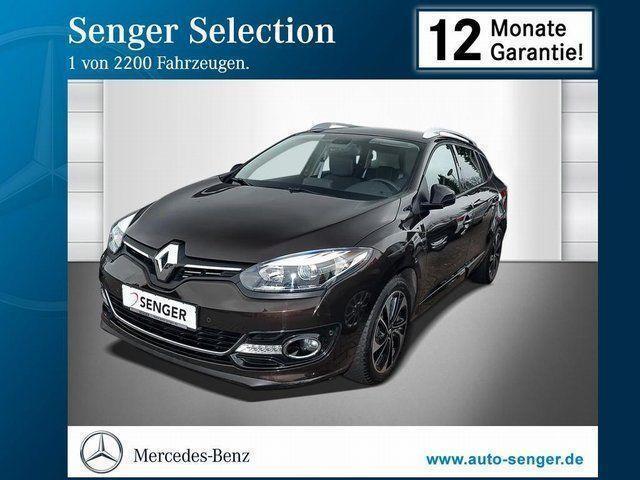 gebraucht Renault Mégane 1.6 sCI