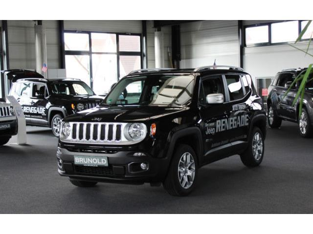gebraucht 1 6 multijet limited jeep renegade 2016 km in neustadt. Black Bedroom Furniture Sets. Home Design Ideas