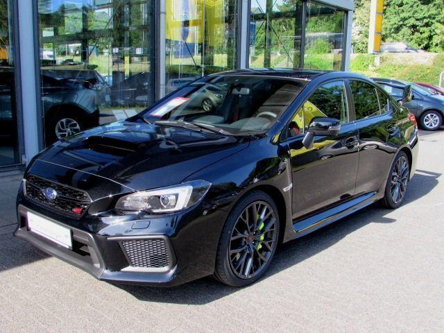 Verkauft Subaru Wrx Sti Active Modell Gebraucht 2017 10 Km In
