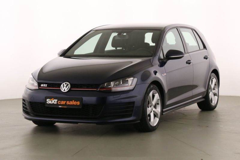 verkauft vw golf vii 2 0 tsi gti pdc x gebraucht 2013. Black Bedroom Furniture Sets. Home Design Ideas