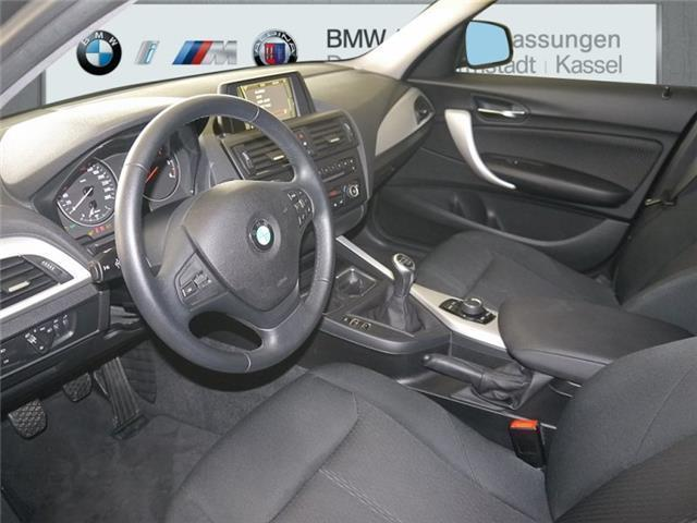 verkauft bmw 116 d efficientdynamics e gebraucht 2013 km in kassel. Black Bedroom Furniture Sets. Home Design Ideas