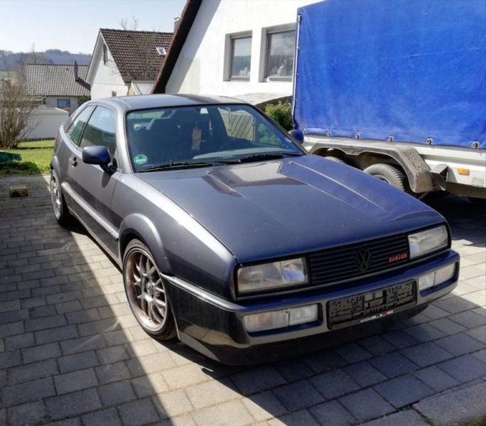 Verkauft VW Corrado 1.8 G60, Gebraucht 1990, 112.000 Km In