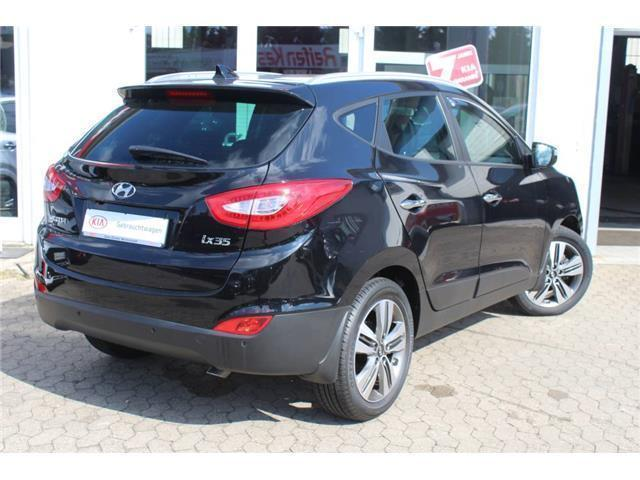 verkauft hyundai ix35 2 0 gdi style gebraucht 2015 km in weiterstadt. Black Bedroom Furniture Sets. Home Design Ideas